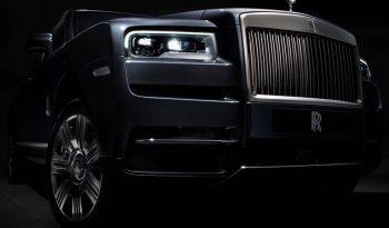 Rolls-Royce Cullinan 2020 full