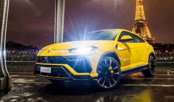 Lamborghini Urus 2021 full