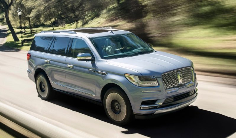 Lincoln Navigator Black Label 2019 full