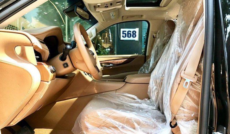 Cadillac Escalade ESV Platinium 2017 full