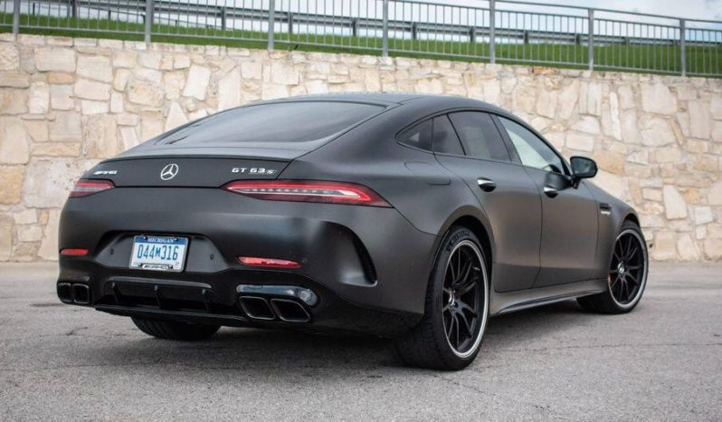 Mercedes-Benz AMG GT 63S 2019 full