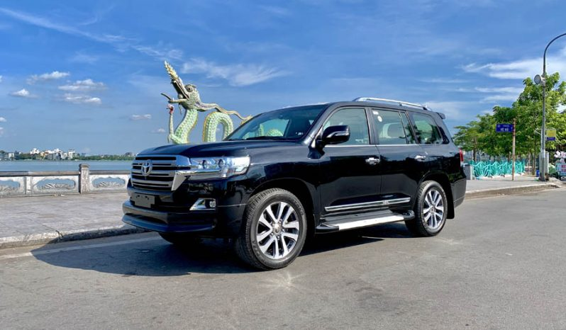 Toyota Land Cruiser VXR 2020 full