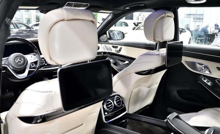 Mercedes-Benz S-Class S650 Maybach 2019 full