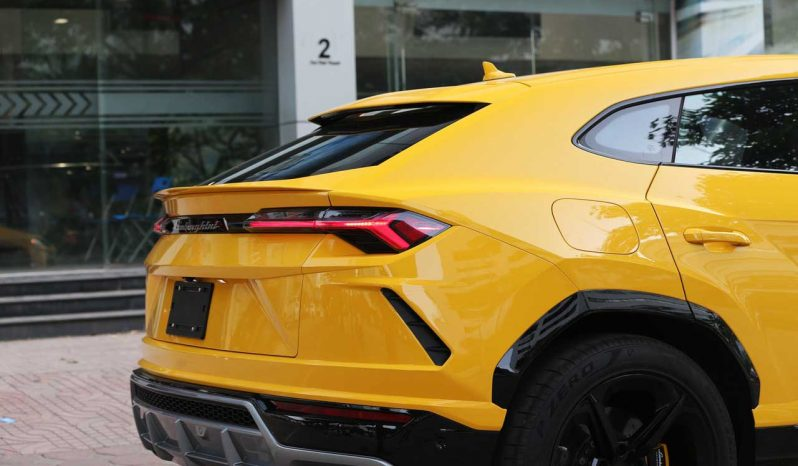 Lamborghini Urus Model 2019 full