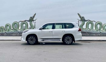 Lexus LX570 SuperSport 2020 full
