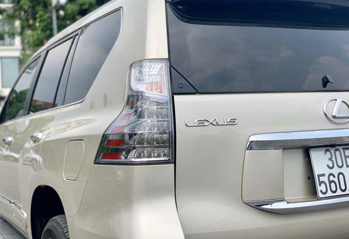 Lexus GX460 2016 full