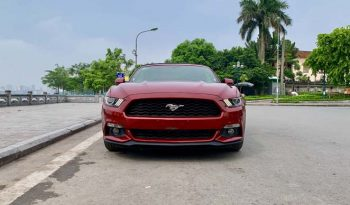 Ford Mustang Premium Convertible 2015 full