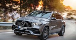 Mercedes-Benz GLE53 AMG 4Matic+ 2020