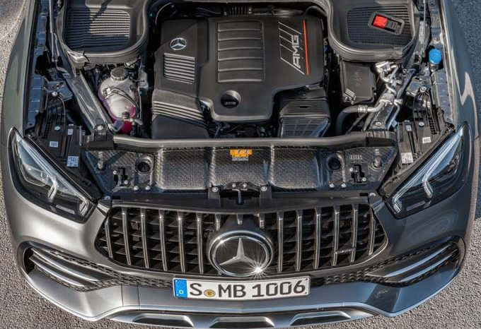 Mercedes-Benz GLE53 AMG 4Matic+ 2020 full
