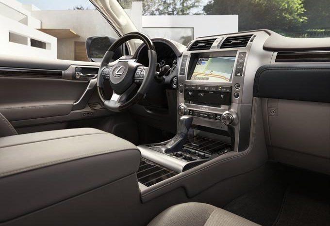 Lexus GX460 2021 full