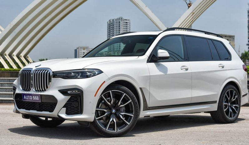 BMW X7 xDrive40i M-Sport 2019 full