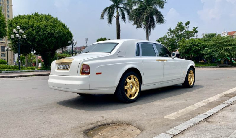 Rolls-Royce Phantom Series VII 2008 full