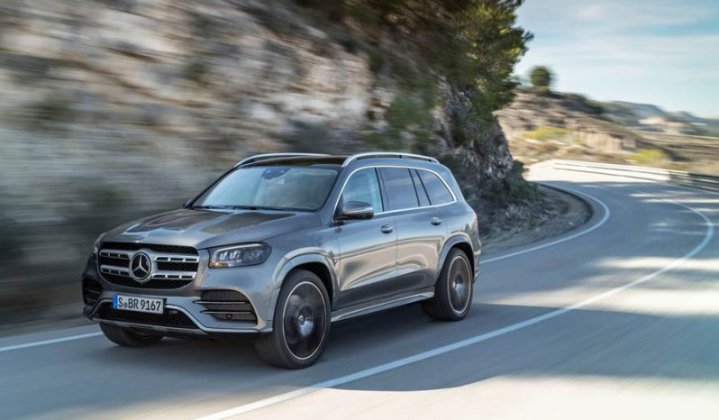 Mercedes-Benz GLS 450 4 Matic 2020 full