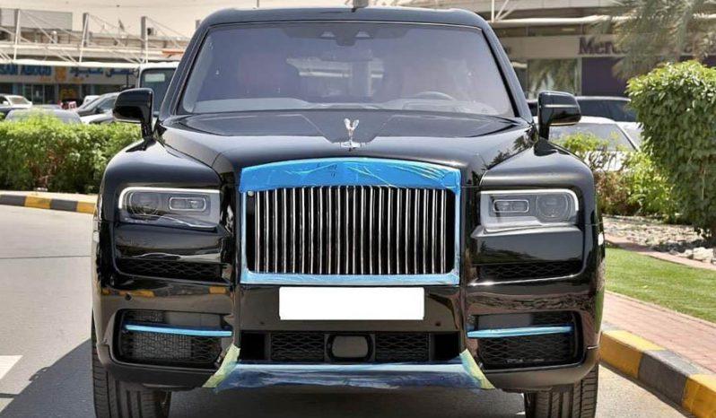 Rolls Royce Cullinan 2020 full