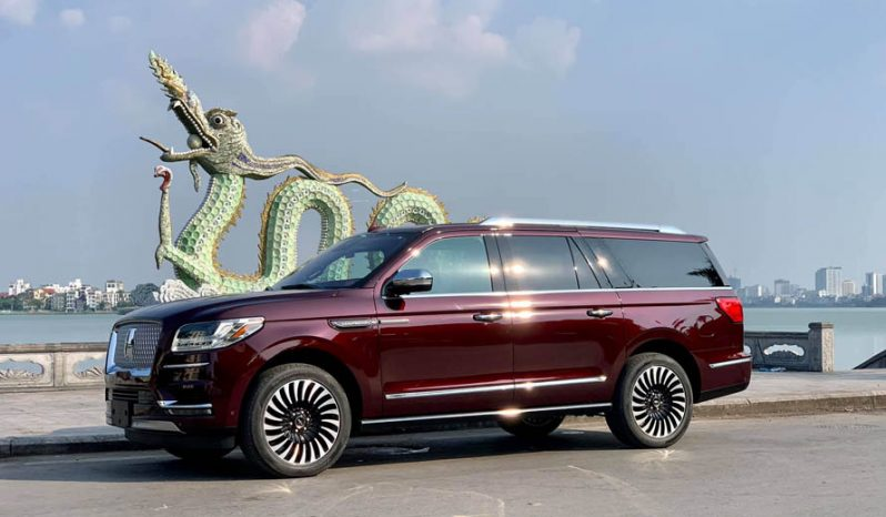 Lincoln Navigator Black Label L 2020 full
