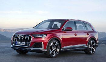 Audi Q7 TFSi 2020 full