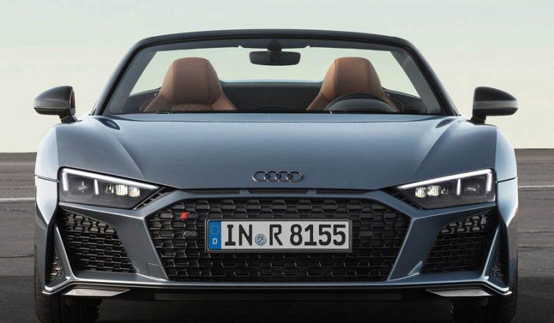 Audi R8 V10 Spyder Performance 2021 full