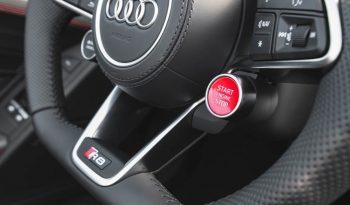 Audi R8 V10 Spyder Performance 2020 full