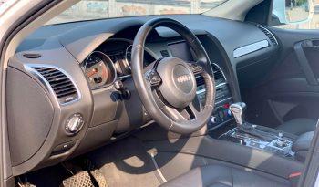 Audi Q7 S-Line TFSI Quattro 2014 full