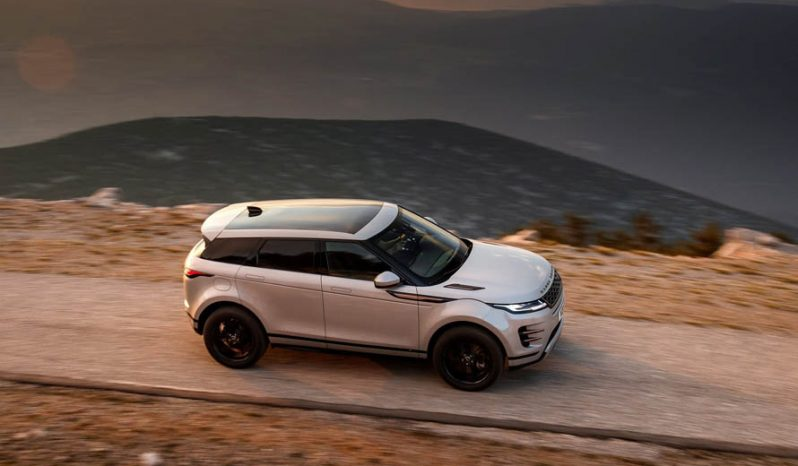 Range Rover Evoque 2020 full