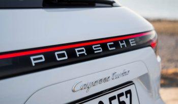 Porsche Cayenne Turbo S E-Hybrid 2020 full