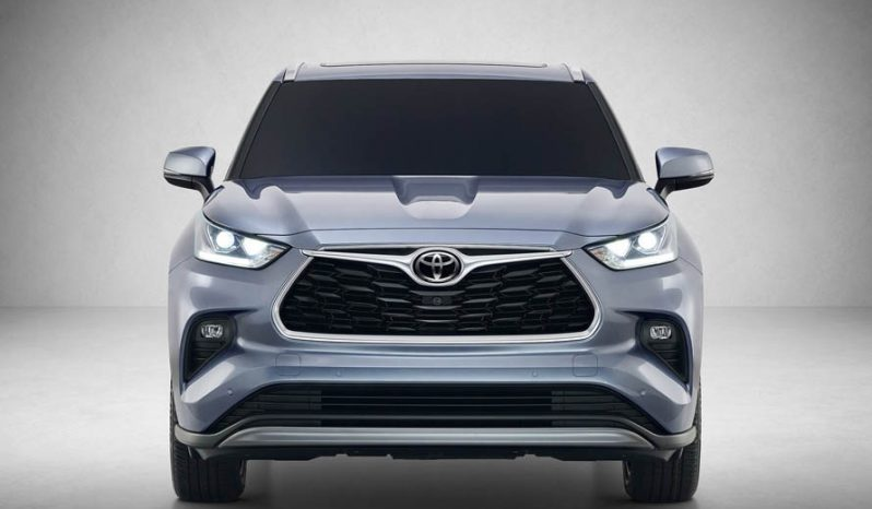 Toyota Highlander LE 2020 full