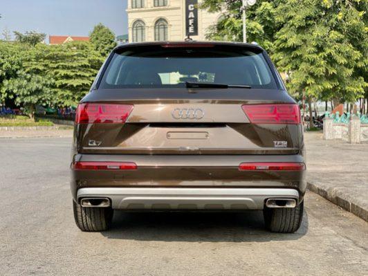 Audi Q7 3.0T 2015 full