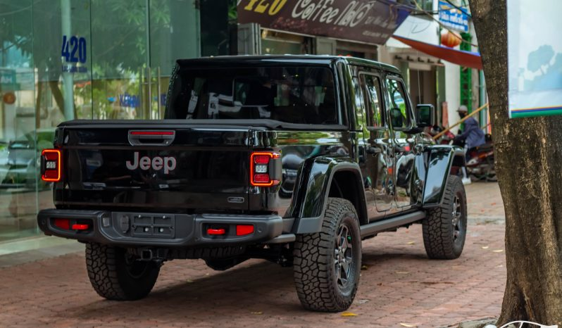 Jeep Gladiator Rubicon Launch Edition 2020 full