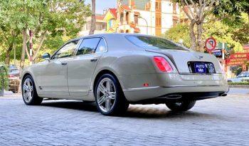 Bentley Mulsanne 2010 full
