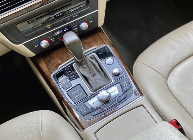 Audi A6 TFSl 1.8 2015 full