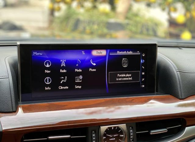 Lexus LX570 UAE 2016 full