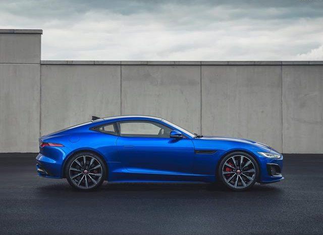 Jaguar F-Type R 2020 full