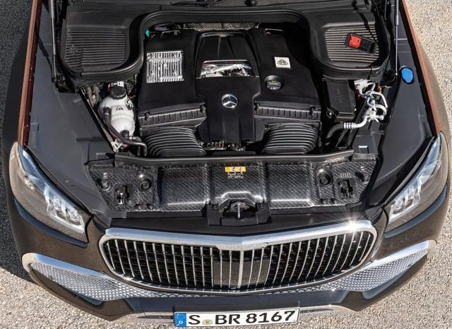 Mercedes-Maybach GLS 600 4MATIC 2021 full
