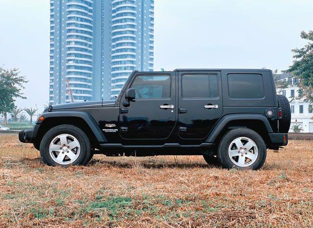 Jeep Wrangler Unlimited Sahara 2009 full