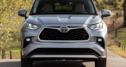 Toyota Highlander Platinum AMD 2020