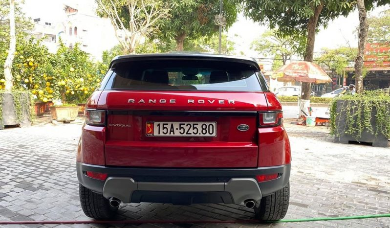 Range Rover Evoque SE Plus 2018 full