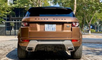 Range Rover Evoque HSE Dynamic full