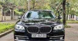 BMW 740Li Model 2014