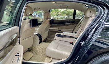 BMW 740Li Model 2014 full