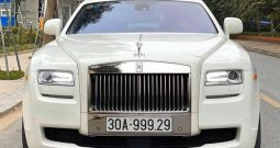 Roll Royce Ghost 2010