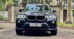BMW X3 xdrive 20i model 2018