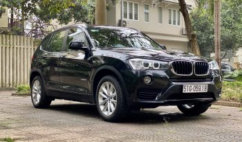 BMW X3 xdrive 20i model 2018 full
