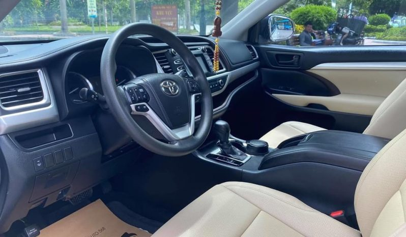 Toyota Highlander LE 2.7 2014 full