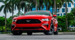Ford Mustang 2.3 Ecoboost Model 2019