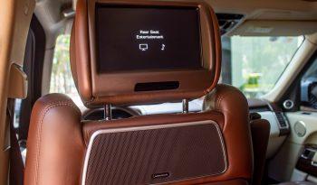 Range Rover Autobiography 5.0 model 2015 full