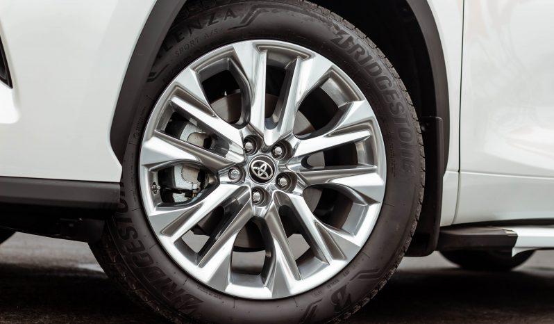 Toyota Highlander Limited 3.5L AWD sản xuất 2020 full