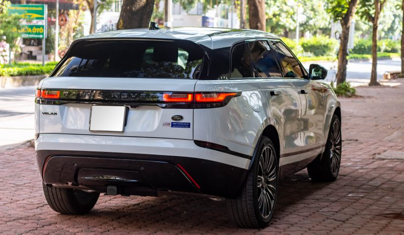 Range Rover Velar 2.0 HSE R-Dynamic 2017 full