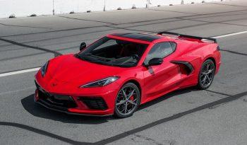 Chervolet Corvette C8 2021 full