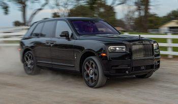 Rolls Royce Cullinan Black Badge 2020 full