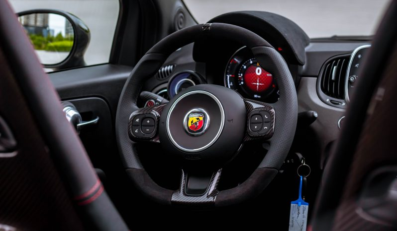 Fiat Abarth 595 70th Anniversary 2020 full